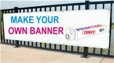 Make Your Own Banner