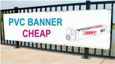 Pvc Banner Cheap