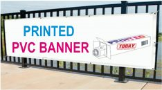 Printed PVC Banner
