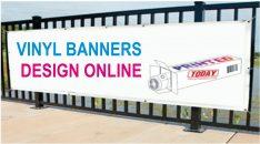 Vinyl Banners Design Online