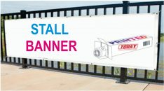 Stall Banners